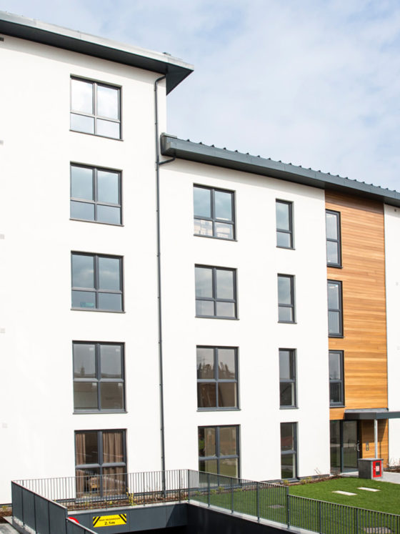 JAD Homes new home builder commercial joinery contractor Edinburgh MNM Developments Harbour Green 1