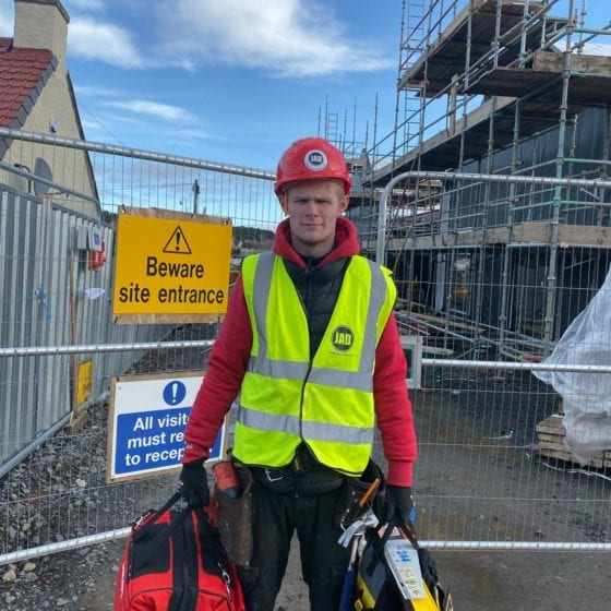 JAD Joinery Joiner Apprentices for 2020