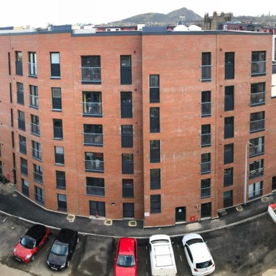 JAD Joinery new house builds and fit out commercial joiners Update on Bonnington Development for Miller Homes Ltd