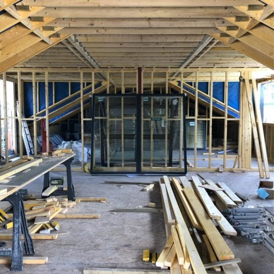 JAD Joinery new house builds luxury flats for Sundial Properties