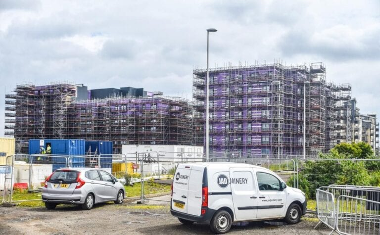 JAD Joinery Ltd have entered the final phase of our flatted development for McTaggart Construction at the Marina development on Granton's Waterfront, Edinburgh. Since starting in October 2018 our team have performed outstandingly well on a very challenging project